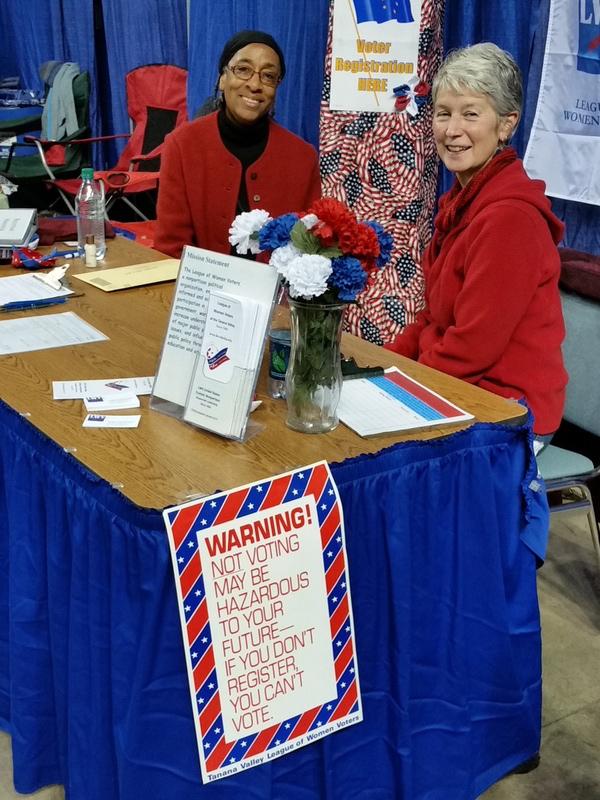 League of Women Voters - Alaska - Past Activities